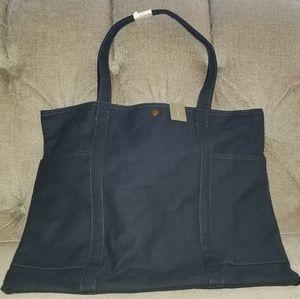 J. Crew Reusable Canvas Tote Bag